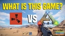 ARK vs RUST 🛢 WHAT IS THIS GAME