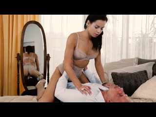 Czech pin-up girl Ferrara Gomez role play retro sex [Brunette, Small Tits, High Heels, Stockins, LIngerie, Hardcore, New Porn]