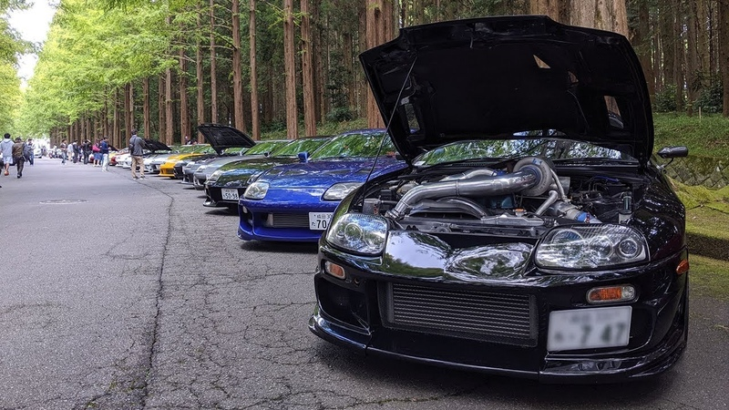 THE LARGEST SUPRA GATHERING IN JAPAN - SOC
