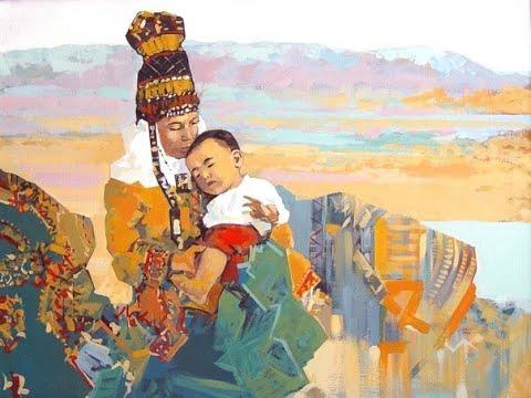 Мұқағали Мақатаев Шеше сен бақыттысың Поэзияның өзгеше форматта ұсынылған нұсқасы
