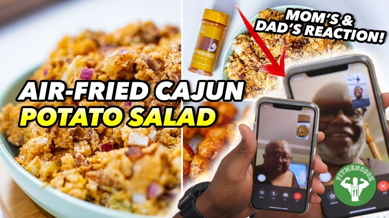 A Potato Salad for Brunch NOT a Black Cookout