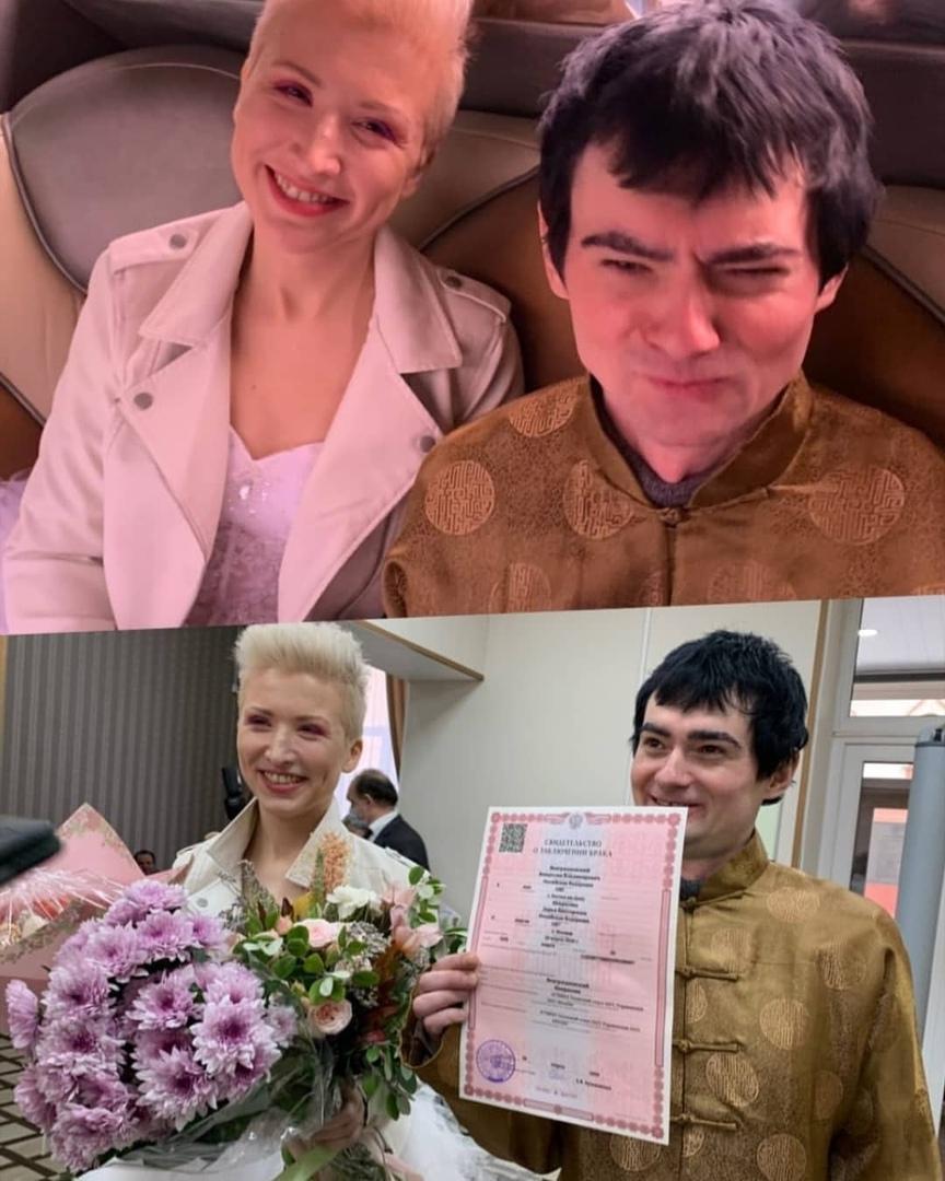 Венц Венгржановский женился