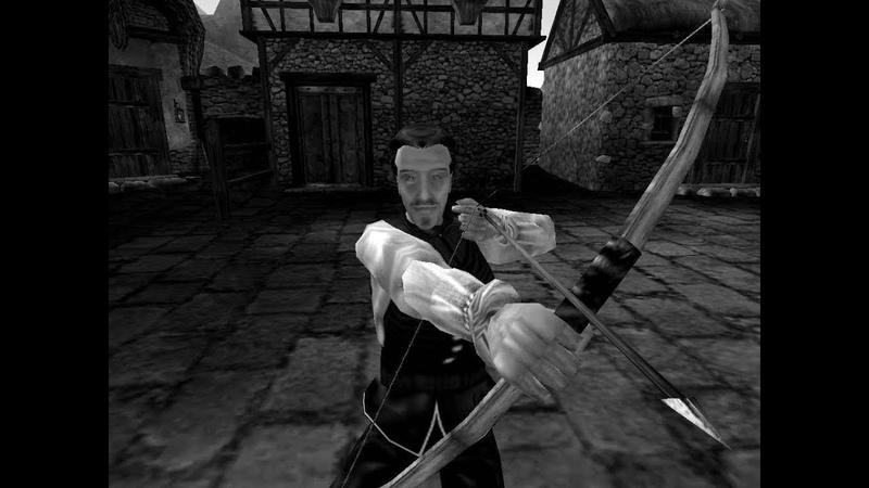 Питон в Morrowind 8 Добили приказы и сгоняли на Солстхейм