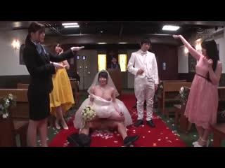 Japanese Wedding Time Stop