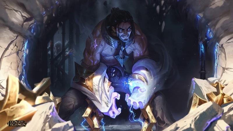 Sylas Voice - English - League of Legends