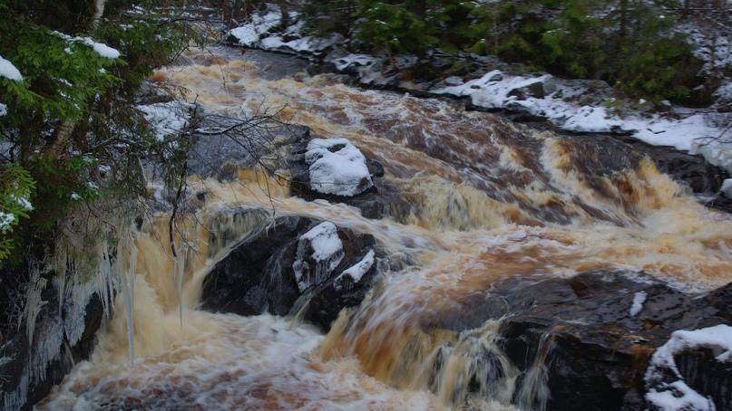 Водопадная Карелия, изображение №8