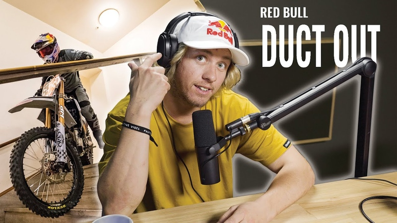 Red Bull Duct Out Breakdown with Tyler Bereman Gypsy Tales