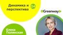 04. Елена Полянская. Greenway. Динамика и перспектива. 2019-07-28