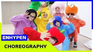 ENHYPEN (엔하이픈) 'Chamber 5 (Dream of Dreams)' Dance Performance (Halloween Fruit ver.)