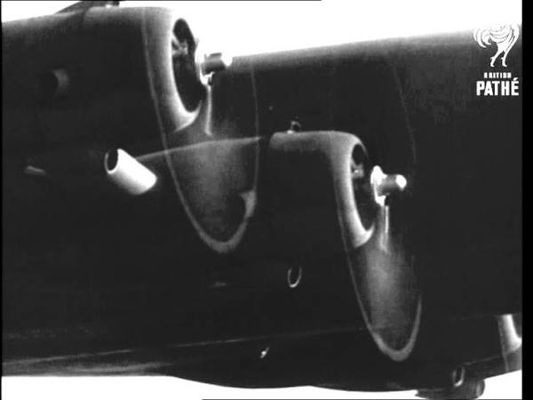 U S Air Force Planes Crash Near Bermuda 1964