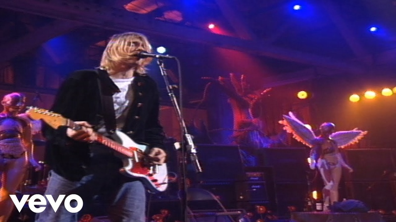 Nirvana Heart Shaped Box Live And Loud Seattle 1993