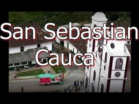 San Sebastián Municipio del departamento del Cauca