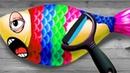 ГОТОВКА ЧЕЛЛЕНДЖ МАСТЕР СУШИ 15 смешное видео для друзей как мультик игра про еду ПУРУМЧАТА
