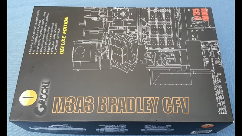 Unboxing Orochi M3A3 Bradley Deluxe Edition 135