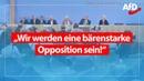 Pressekonferenz zu Wahlen in Brandenburg Sachsen