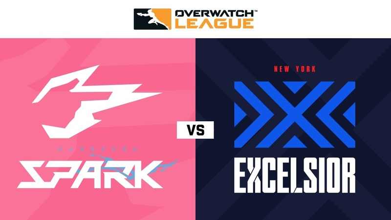 Rebroadcast Quarter Final C Hangzhou Spark vs New York Excelsior Summer Showdown APAC Day 1
