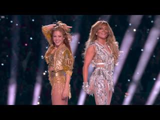 Jennifer Lopez & Shakira - Super Bowl LIV halftime show,February 2, 2020
