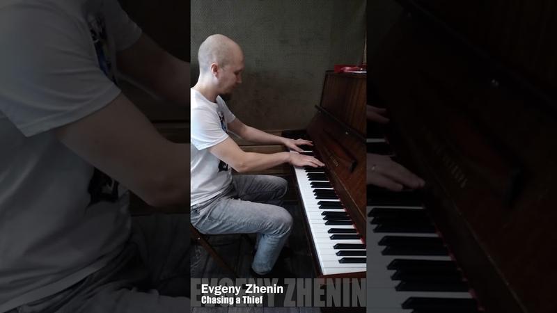 Chasing a Thief by Evgeny Zhenin