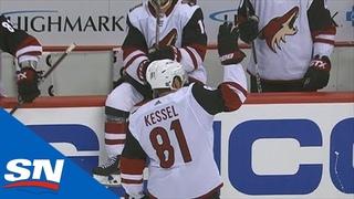 Penguins Honour Phil Kessel In Return To Pittsburgh