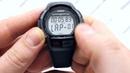 Часы Casio Illuminator WS 1000H 1A Инструкция как настроить от
