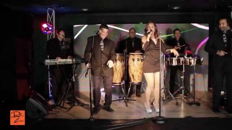 ALGO SE ME VA - Paula Zuleta DVD en vivo Cumbia sin Fronteras 2015