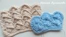 Crochet pattern Sea shell - Узор крючком Морская раковина