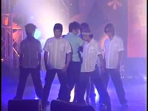 2004/06/18 koyote 코요태 불꽃 Spark 【신지 김종민 빽가】