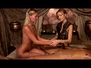 CzechTantra - Tantric couple ritual Czech,Чешский проект,МаслоНа камеру,Порно,Массаж,Massage,Сперма,Минет
