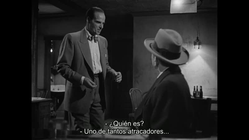 La jungla de asfalto (The Asphalt Jungle, 1950) de John Huston - VOSE