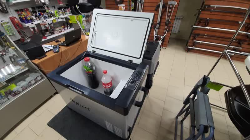 Автохолодильники Alpicool компрессорные