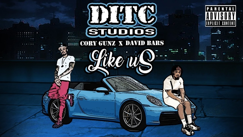 LIKE US - DITC STUDIOS FT. Cory Gunz and David Bars (Single)