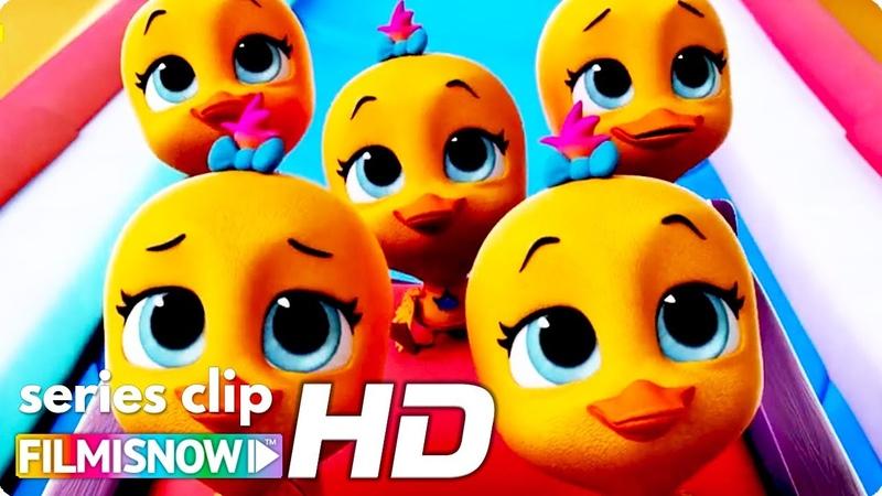 T.O.T.S. (2019) Clip T.O.T.S. Field Trip 🐤   Disney Junior Series