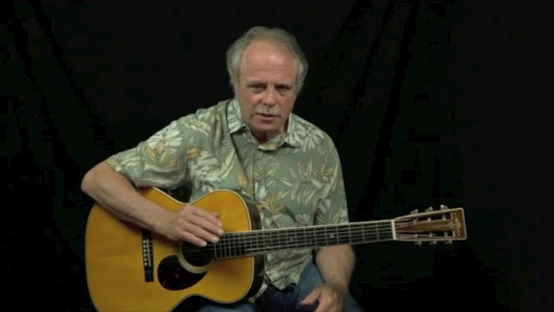 Building A Blues From The Ground Up - Pat Donohue