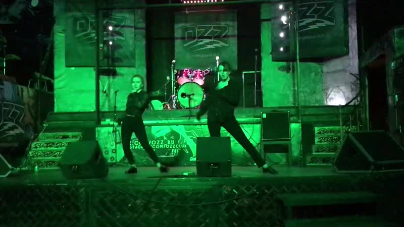 IKIGΛI Duo VERnIK Prepix DS Give It To Me dance cover
