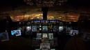 A380 NIGHT LANDING 4K