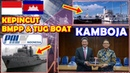PT PAL SEMAKIN MANTAP NEGARA KAMBOJA pun KEPINCUT 2 JENIS PRODUK BUATAN PT PAL INDONESIA