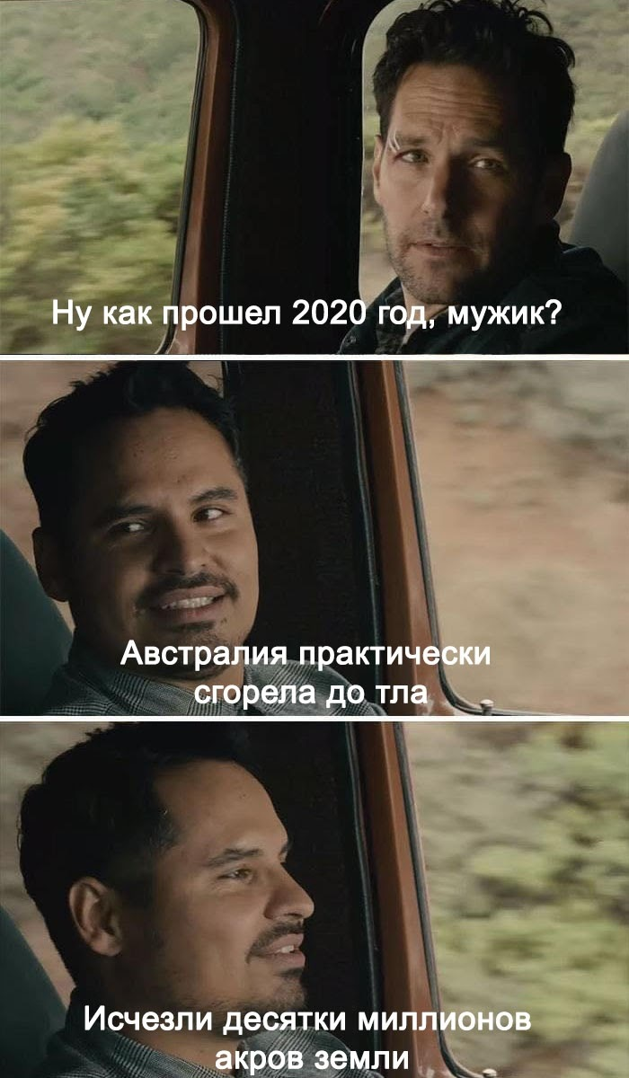 Наглядно о 2020-м