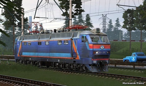 TRS: ЧС4-209 КРП
