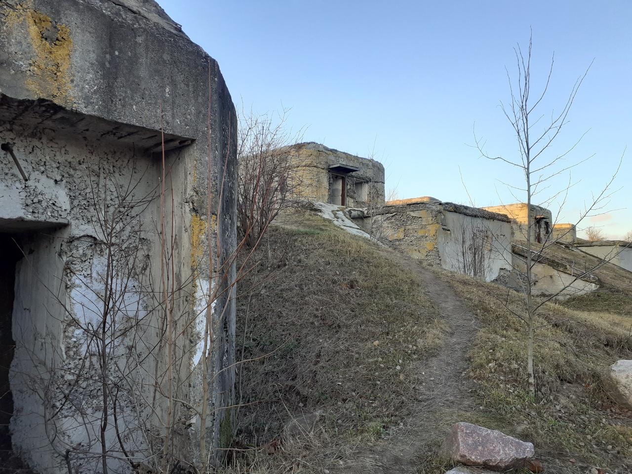 Прогулка на форт Шанц. Один из старейших фортов Кронштадта