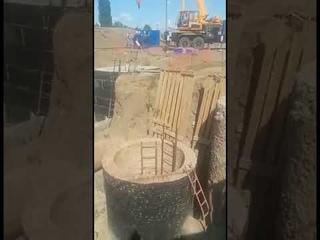 Ремонт на Донском техническом водоводе