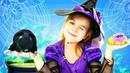 Лучшие серии для девочек с ведьмочкой Юлли Видео про волшебство