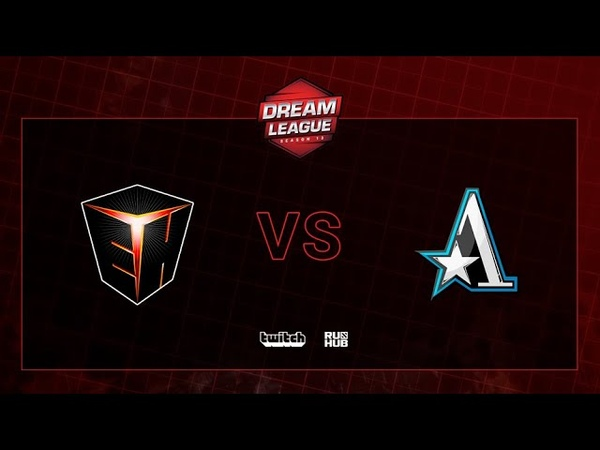 EHOME vs Aster, DreamLeague S13 QL, bo3, game 2 [Adekvat]