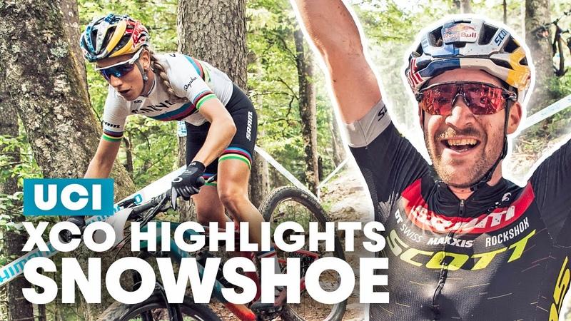 The Greatest XC Showdown UCI XCO World Cup Snowshoe 2019