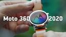 Обзор Moto 360 (2020) — ЛЕГЕНДА вернулась!