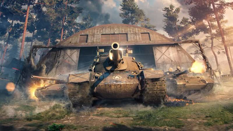 World of Tanks Stream ЛБЗ на 279