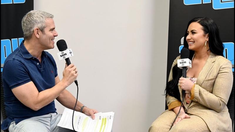 Demi Lovato on SiriusXM's Radio Andy January 30