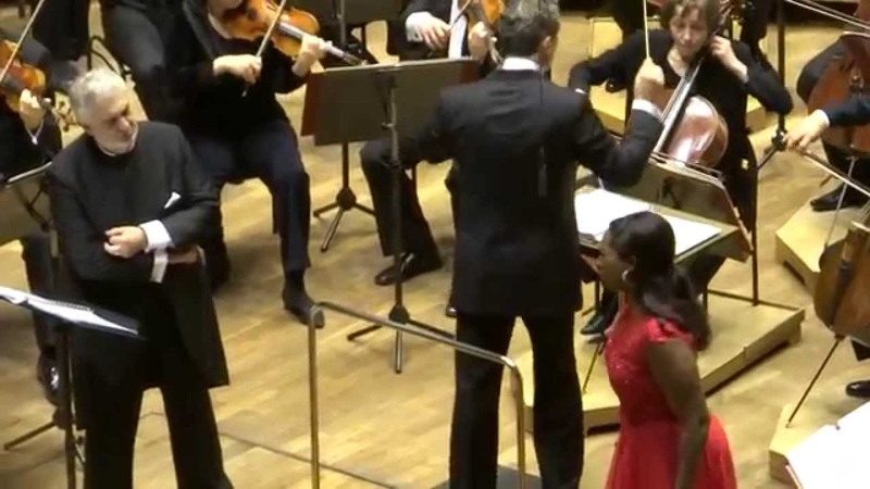 Placido Domingo Angel Blue - Il Trovatore: Udiste ... Mira d'acerbe lagrime
