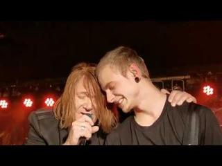 Induction feat. Kai Hansen - Mirror Make Believe (My Enemy) - Live @ Logo, Hamburg (D),