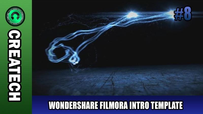 Wondershare Filmora Intro Template 8 Free Download