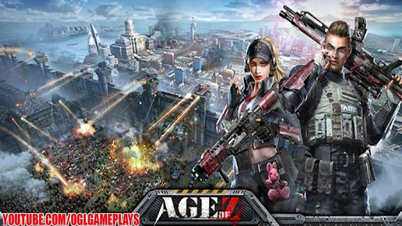 Age of Z RTS Gameplay Android iOS